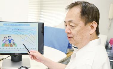 3つの専門医資格を持つドクターが診断・治療